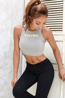 "<font color=""black""><b>[ATHLEISURE] XA021灰色混杂</b></font> </front>"